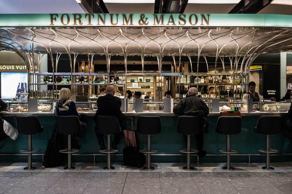 Fortnum & Mason, London Heathrow